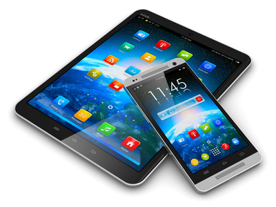 Mobile gaming: owner of Nintendo 3DS, Apple iPhone 6 Plus, Apple iPad Air, Kindle Fire, Samsung Galaxy Tab 4